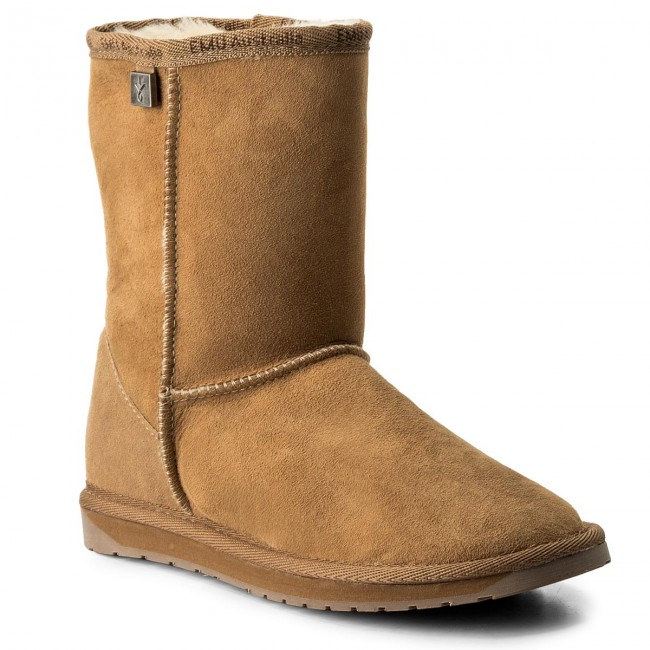 Cipő EMU AUSTRALIA - Platinum Stinger Lo WP10002 Chestnut - EMU ... 70a4a427f8