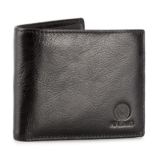 Nagy férfi pénztárca KRENIG - 12027 Black - Férfi pénztárcák ... 88133c1ec8