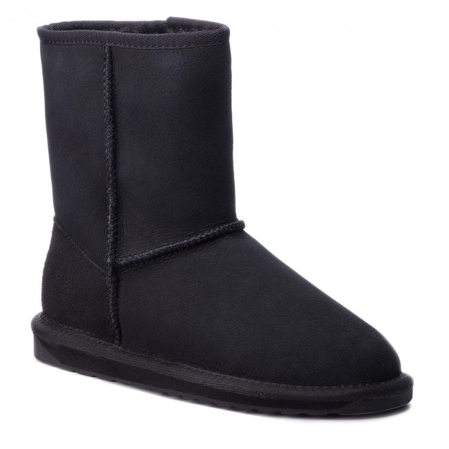 Cipők EMU AUSTRALIA - Stinger Lo W10002 Black - EMU csizma - Csizmák ... acc8d02154