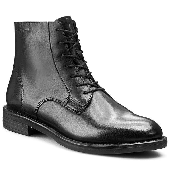 Magasított cipő VAGABOND - Amina 4003-501-20 Black - Magasított ... 8cf10bf657