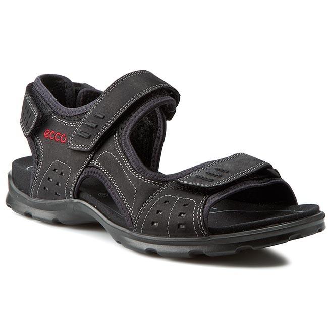 Szandál ECCO - Utah 83411402001 Black - Szandál - Szabadidőcipő ... 484d14d689