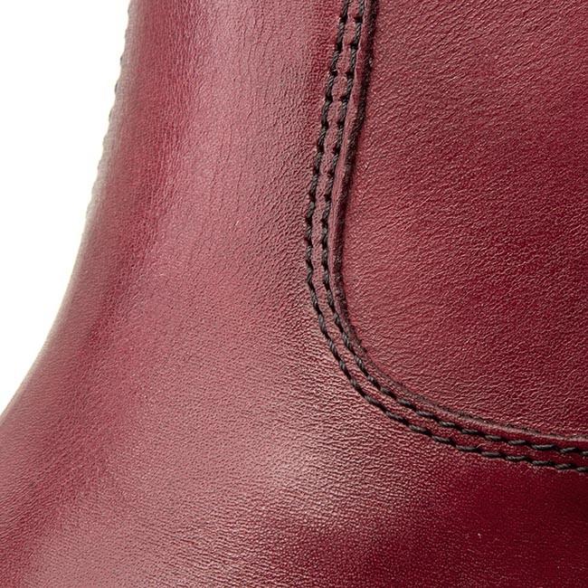 Magasított cipő CAPRICE - 9-25312-25 Bordeaux - Magasított cipők ... 47fd86060b
