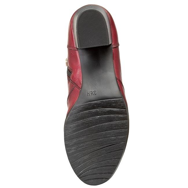Magasított cipő CAPRICE - 9-25312-25 Bordeaux - Magasított cipők - Csizmák  és egyebek - Női - www.ecipo.hu c9bb43cb6d