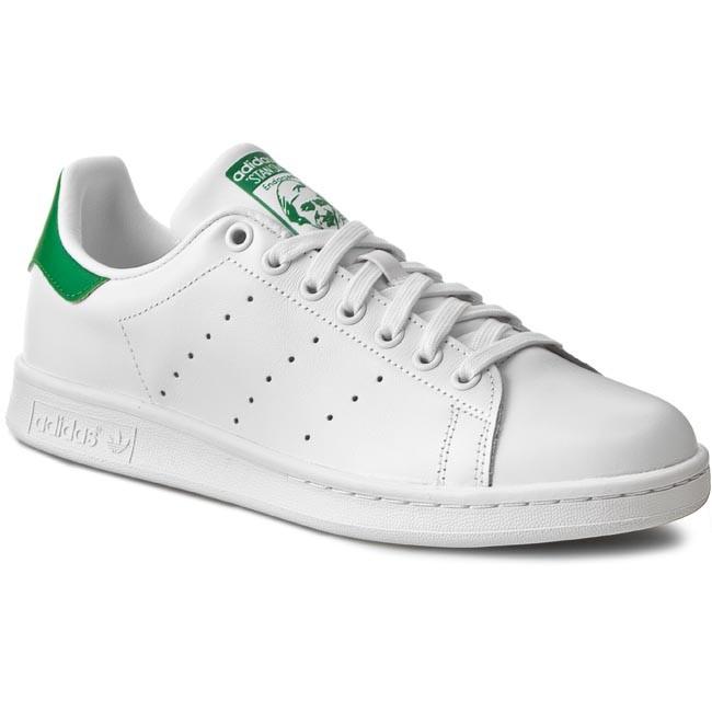 5342b6ccec Cipők adidas - Stan Smith M20324 Ftwrwhite/Corewhite - Sneakers ...