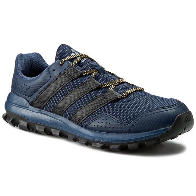 Cipők adidas - Slingshot Tr M AF6586 Sötétkék - Túra bakancsok ... 5eeda4f792