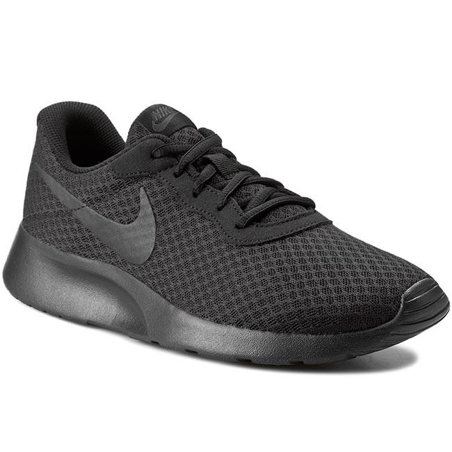bc1fece28f Cipők NIKE - Tanjun 812654 001 Black/Black/Anthracite - Sneakers ...
