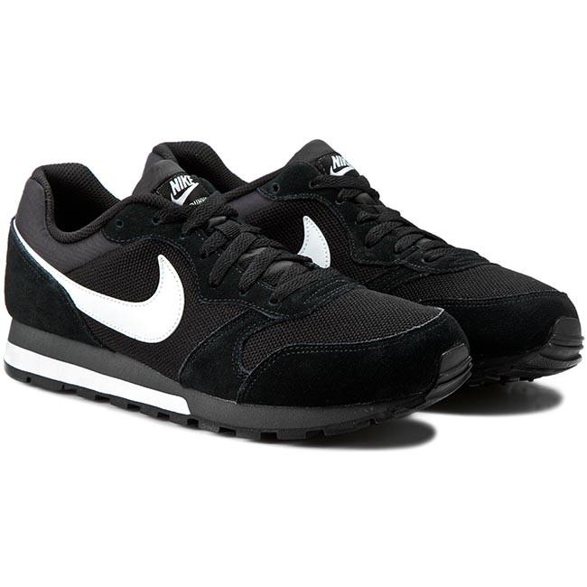 Cipők NIKE Md Runner 2 749794 010 BlackWhiteAnthracite