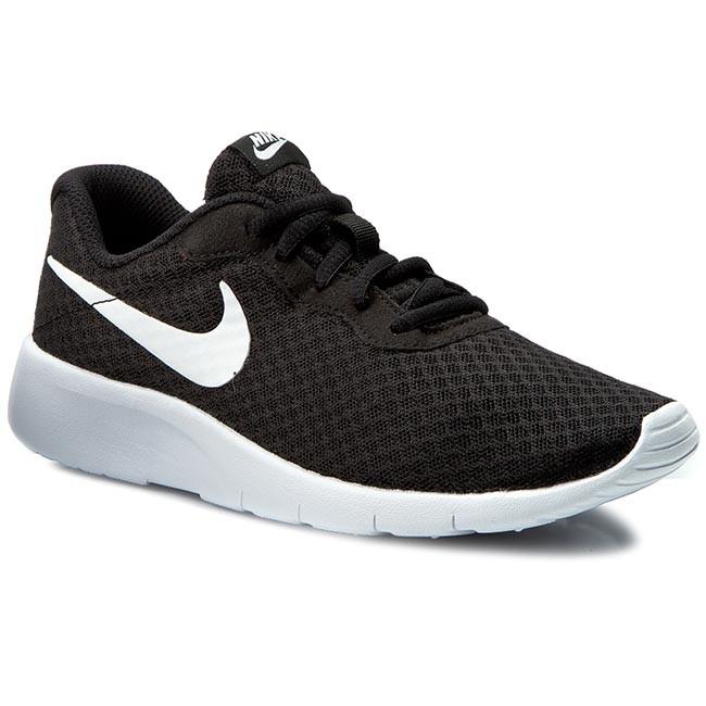 a7d72c1ee2 Cipő NIKE - Tanjun (GS) 818381 011 Black/White/White - Sneakers ...
