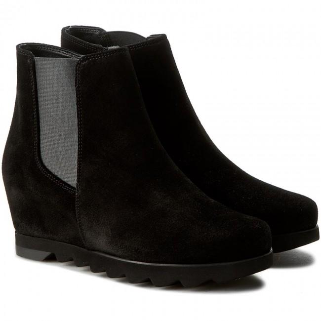 Magasított cipő HÖGL - 2-103422 Black 0100 - Magasított cipők - Csizmák és  egyebek - Női - www.ecipo.hu 5da49c24eb