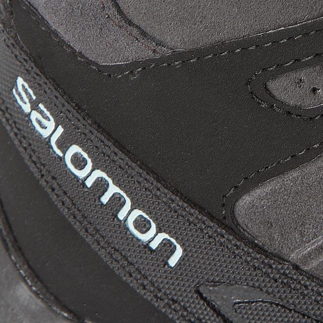 Bakancs SALOMON - Eskape Mid Ltr Gtx 373287 27 V0 Asphalt Asphalt Aluminium 3bafd08d18