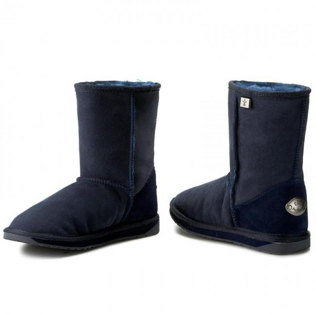 Cipők EMU AUSTRALIA - Platinum Stinger Lo WP10002 Indigo - EMU ... f4cc1f2e08