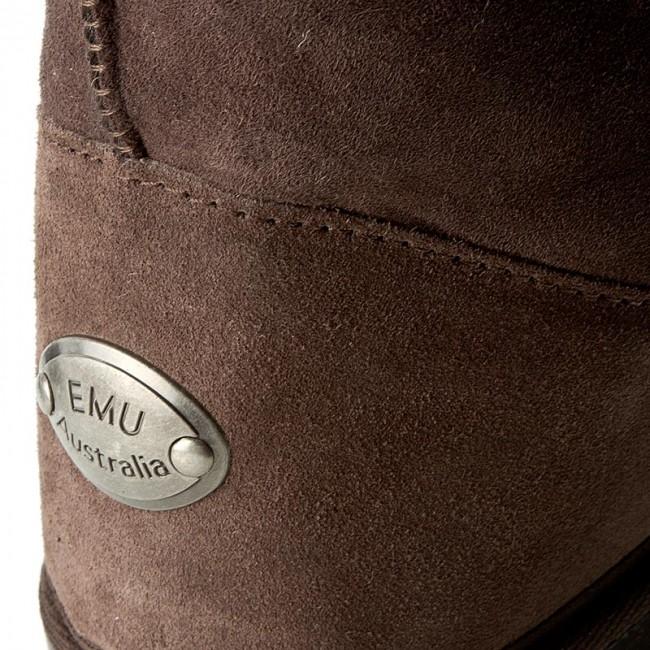 Cipők EMU AUSTRALIA - Platinum Stinger Mini WP10003 Chocolate - EMU ... 4e65cbbb78