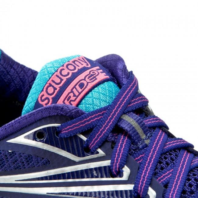 Cipők SAUCONY - Ride 9 S10318-2 Nvy Blu Pnk - Edzőcipők - Futócipők ... c5b249af62