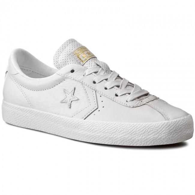Sportcipő CONVERSE - Break Point Ox 151350C White White - Hétköznapi ... 7e8762271c