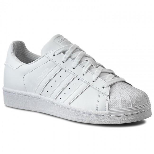 Cipők adidas - Superstar Foundation J B23641 Ftwwht Ftwwht Ftwwht ... a16b015bd3