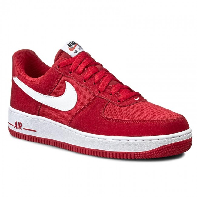 Cipők NIKE - Air Force 1 820266 601 Game Red White - Sneakers ... 29f9aa8a12