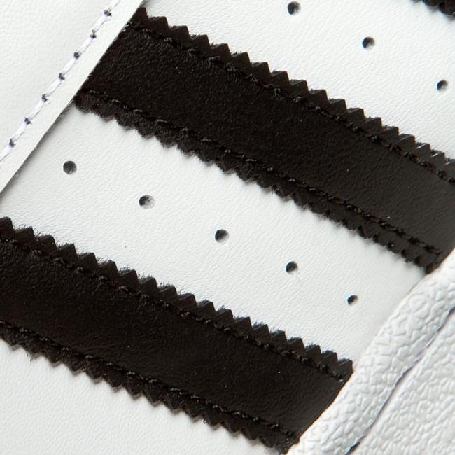 Cipők adidas - Superstar J C77154 Ftwwht Cblack Ftwwht - Sneakers ... 08a67c9425