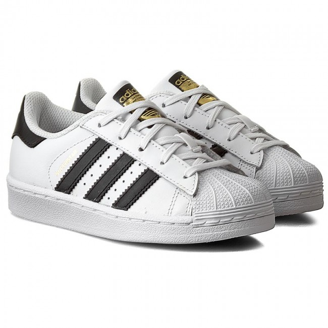 Cipők adidas Superstar Foundation C BA8378 FtwwhtCblackFtwwht