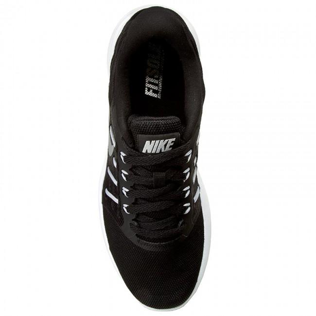 NIKE Fekete Futócipő Cipők Lunarstelos 844736 001 Black