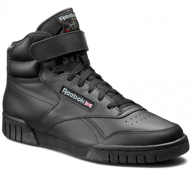 Cipők Reebok - Ex-O-Fit Hi 3478 Black Int - Hétköznapi - Félcipő ... 757f554fdfc1
