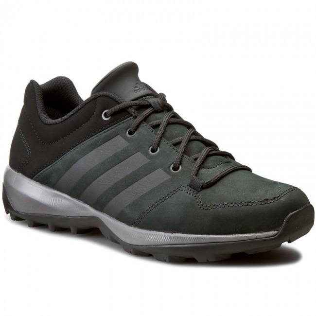 739114b3d9 Cipők adidas - Daroga Plus Lea B27271 Cblack/Granit/Cblack ...