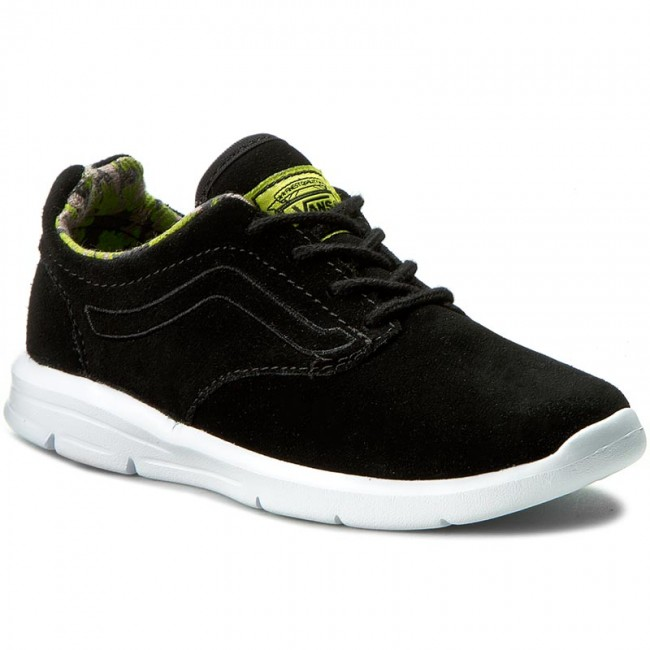 Sportcipő VANS - Iso 1.5 VN0A2XRMAT4 (Camo) Black White - Fűzős ... 521139ac70