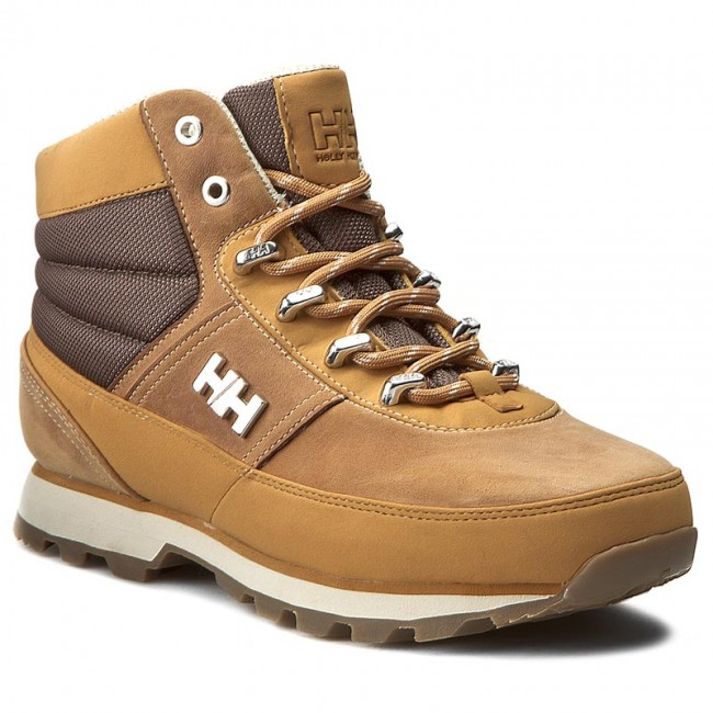Bakancs HELLY HANSEN - W Woodlands 108-07.726 Honey - Túracipők ... c133ae60ff