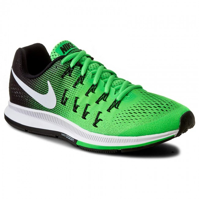 Cipők NIKE - Air Zoom Pegasus 33 831352 301 Rage Green/White/Black