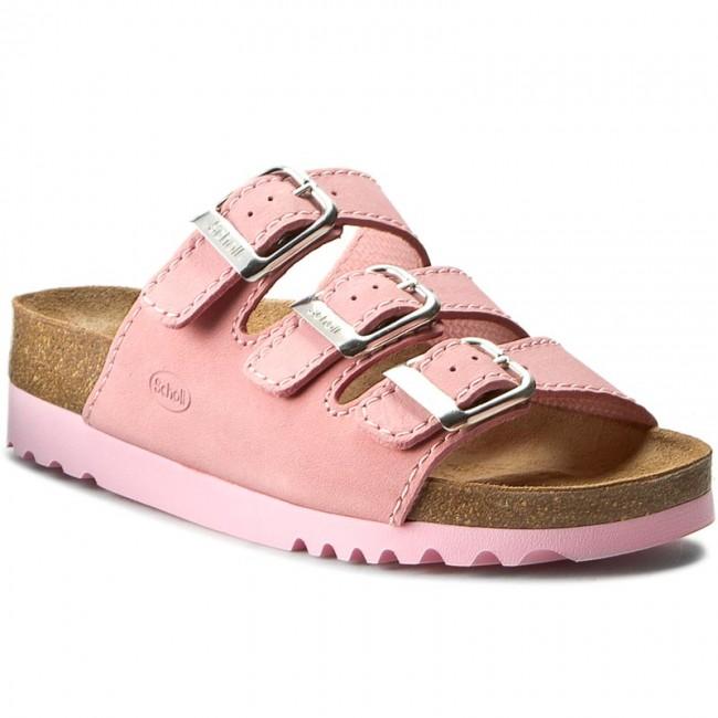 e18f1f818a Papucs SCHOLL - Rio AD F23012 1048 Pink - Hétköznapi papucsok ...