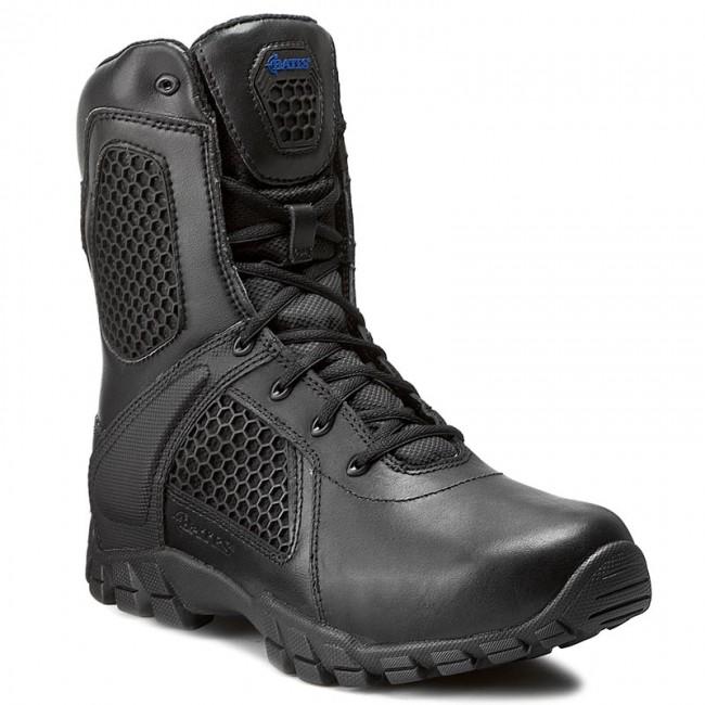 faf93c61e7 Cipők BATES - Strike E07008 Black - Bakancsok - Csizmák és egyebek ...