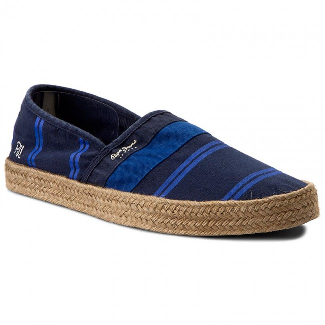 Espadrilles PEPE JEANS - Sailor Slip On PMS10198 Sailor 580 ... 10499fd475