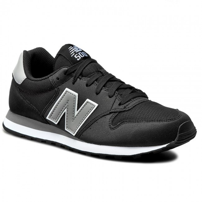 Sportcipő NEW BALANCE - GM500RM Fekete - Sneakers - Félcipő - Férfi ... 9a6ae0000e