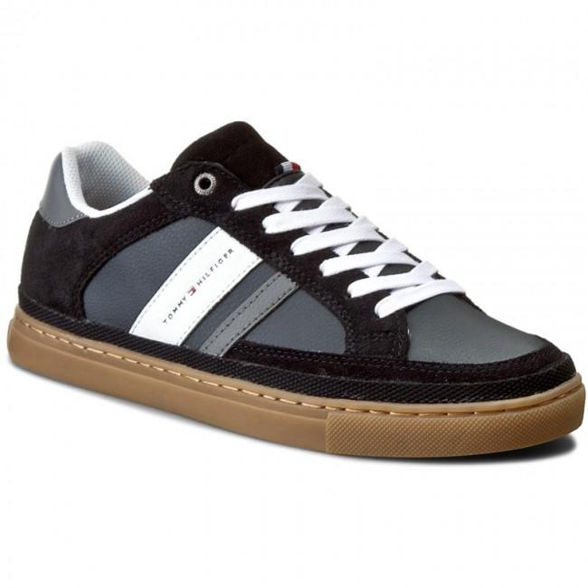 85f1ec2799641 Sportcipő TOMMY HILFIGER - Maze 1 FM0FM00353 Midnight 403 - Sneakers ...