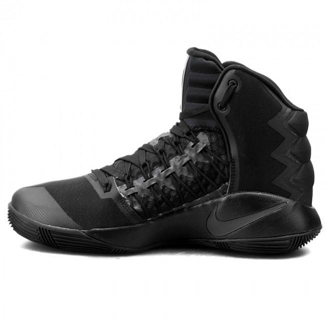 Cipők NIKE Hyperdunk 2016 844359 008 BlackAnthraciteVolt
