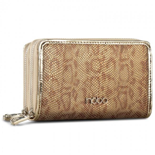 Nagy női pénztárca NOBO - NPUR-0350-C023 Arany - Női pénztárcák ... e0c6e18be0