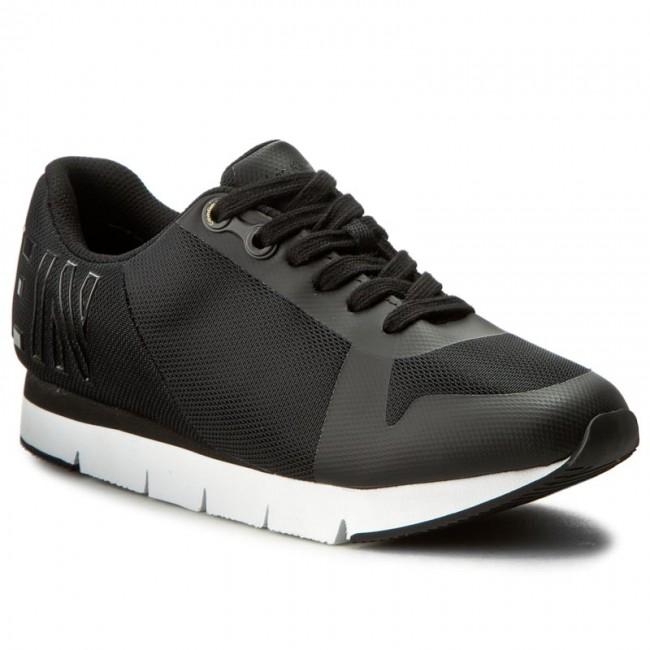 e059e11575 Sportcipő CALVIN KLEIN JEANS - Taja R4110 Black/Black - Sneakers ...