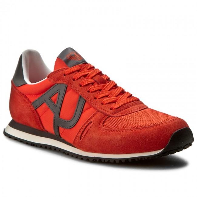 Sportcipő ARMANI JEANS - 935027 7P420 02465 Orange 1664 - Sneakers ... ba67eacc6a