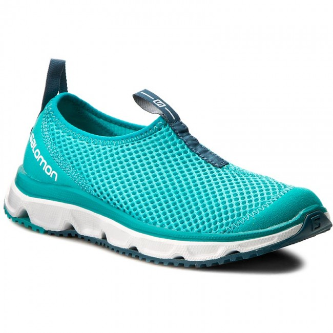 Cipők SALOMON - Rx Moc 3.0 W 392446 20 M0 Ceramic White Mallard Blue ... 352afc0c4f