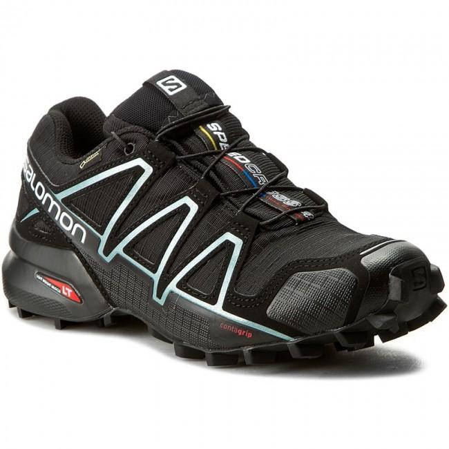 Cipők SALOMON - Speedcross 4 Gtx W GORE-TEX 383187 20 G0 Black Black ... ba1313b2c3