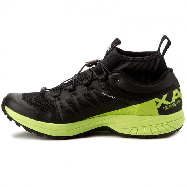 Cipők SALOMON - Xa Enduro 392407 27 G0 Black Lime Green Black - Túra  bakancsok - Futócipők - Sport - Férfi - www.ecipo.hu 04d582a588