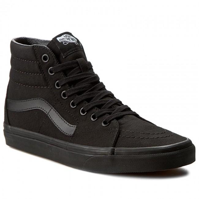23fdecf3d7 Sportcipő VANS - Sk8-Hi VN000TS9BJ4 Black/Black/Black - Sneakers ...