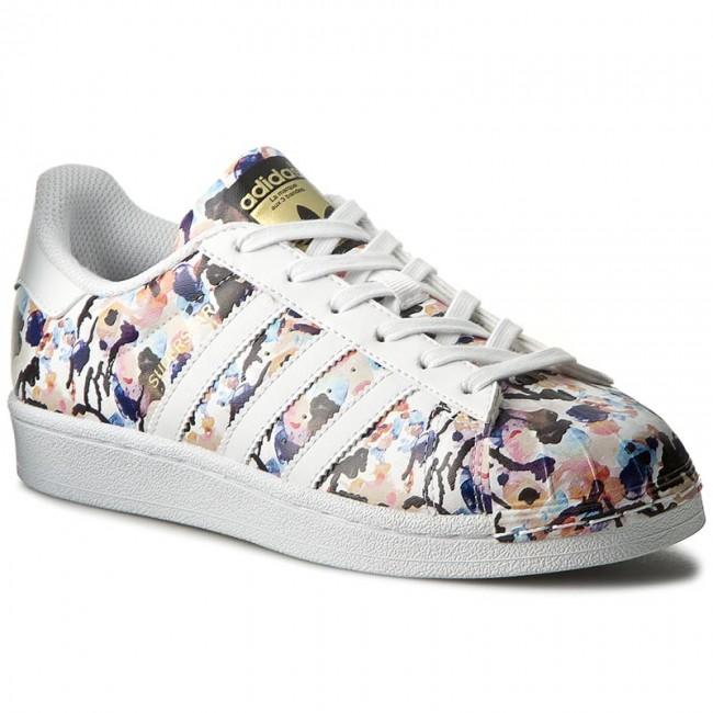 Cipők adidas - Superstar J BB0351 Hazcor Ftwwht Duspur - Sneakers ... edad3a46a3