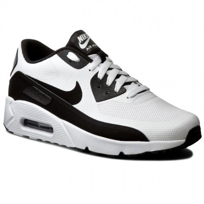 Cipők NIKE - Air Max 90 Ultra 2.0 Essential 875695 100 White Black White a715bf32fb