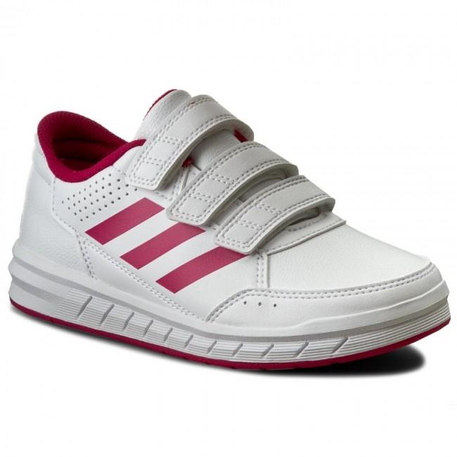 Cipők adidas - AltaSport CF K BA9450 Ftwwht Bopin - Tépőzáras ... 62c1f65022