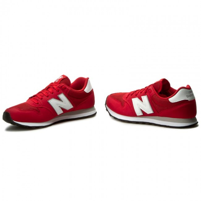 Sportcipő NEW BALANCE - GM500RSW Piros - Sneakers - Félcipő - Férfi ... 407c8d18a0