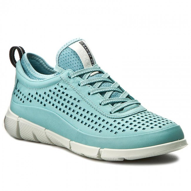 watch 2fa44 51a2d Sportcipő ECCO - Intrinsic 1 86001301241 Aquatic - Sneakers ...