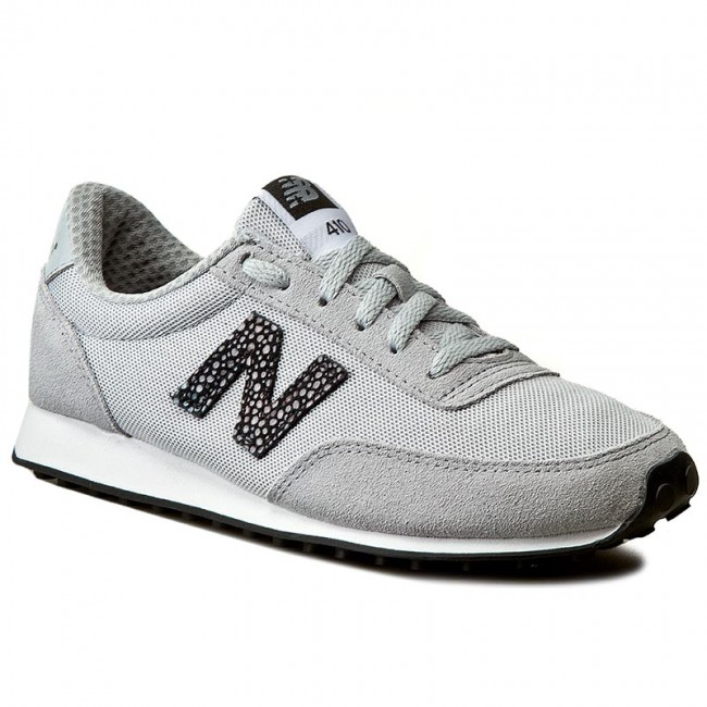 Sportcipő NEW BALANCE - WL410BU Szürke - Sneakers - Félcipő - Női ... d9a244f6fb