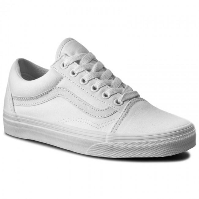 825fa45f8ebf Teniszcipő VANS - Old Skool VN000D3HW00 True White - Tornacipők ...