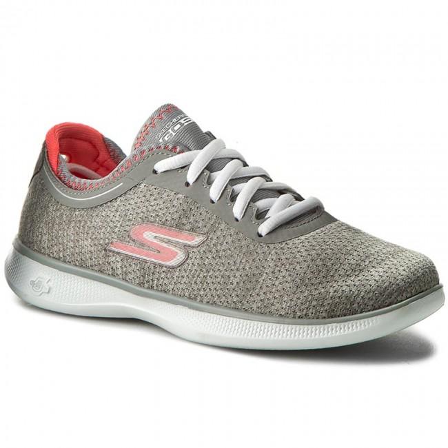 Cipők SKECHERS - Agile 14485 GYPK Gray Pink - Fitnesz - Sport - Női ... d73c437923