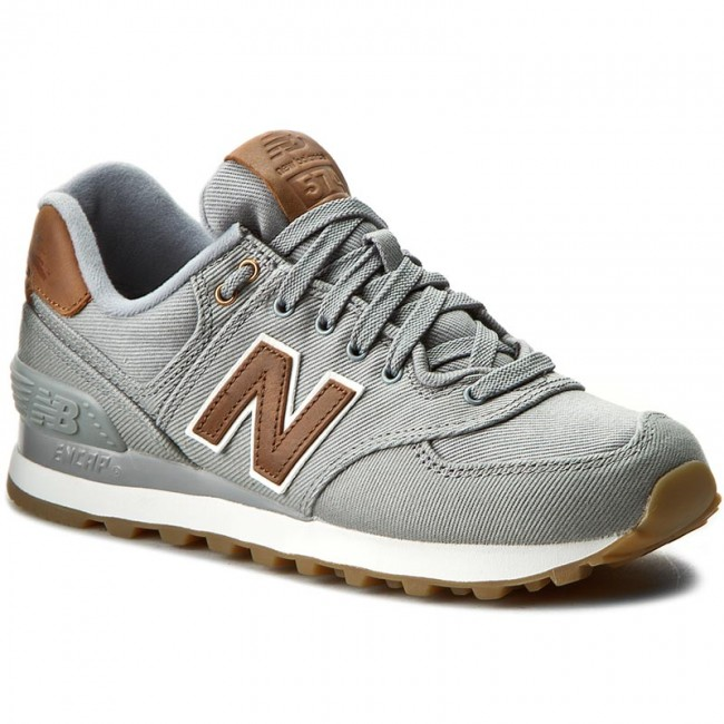 Sportcipő NEW BALANCE - ML574TXC Szürke - Sneakers - Félcipő - Női ... 81bb7c8094